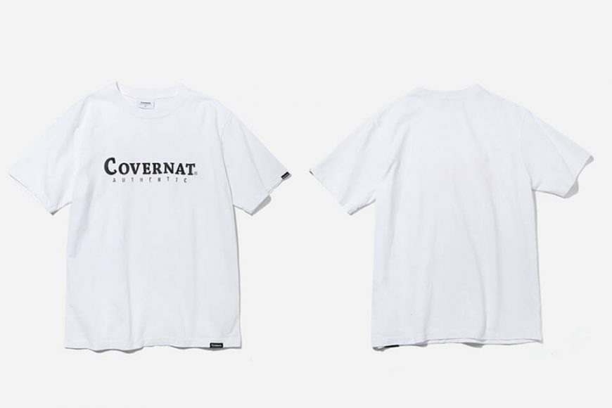 Covernat 20 SS Authentic Logo Tee (7)