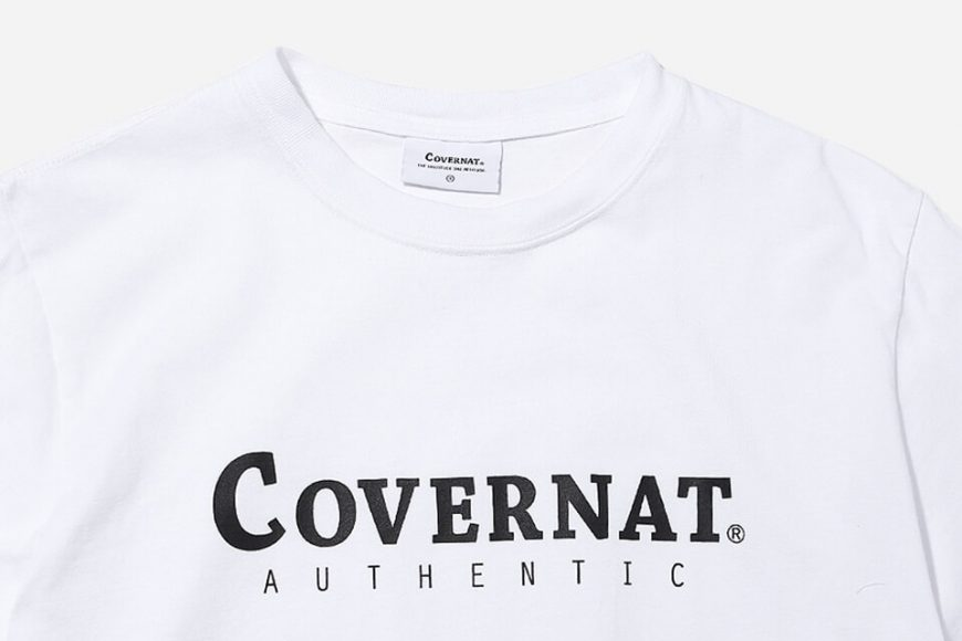 Covernat 20 SS Authentic Logo Tee (8)