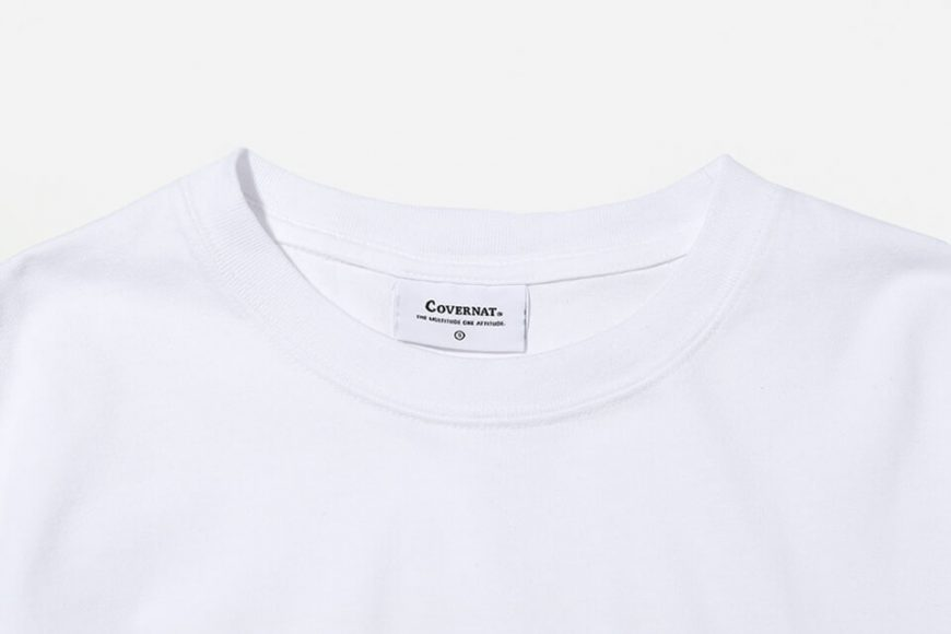 Covernat 20 SS Authentic Logo Tee (9)