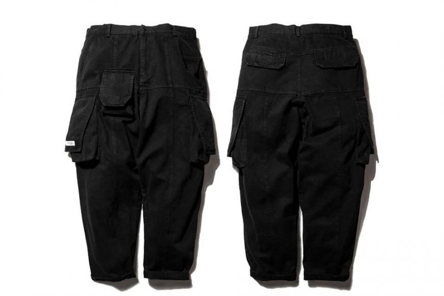 AES 20 SS RD Washed Work Pants 2 (4)
