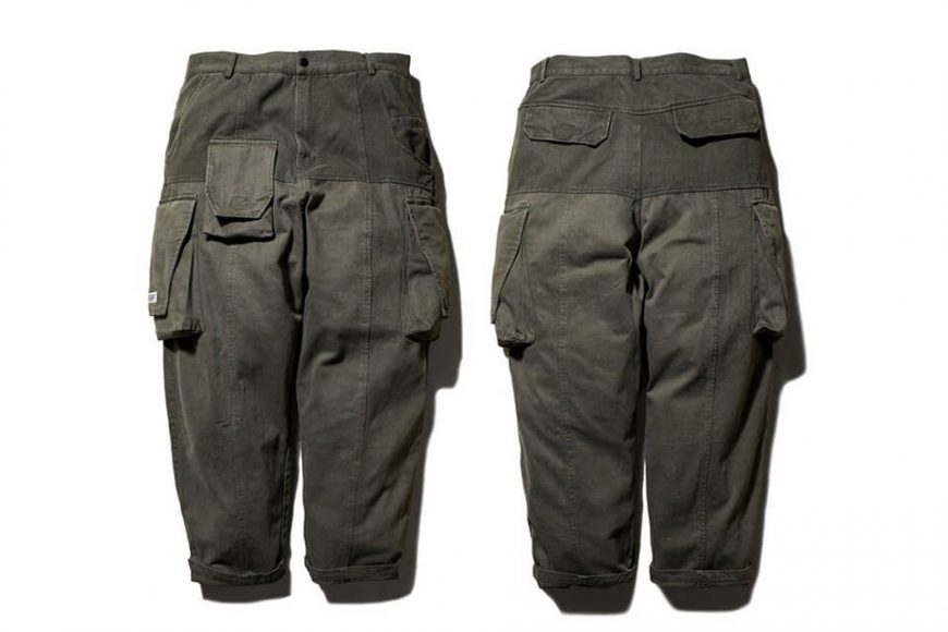 AES 20 SS RD Washed Work Pants 2 (5)