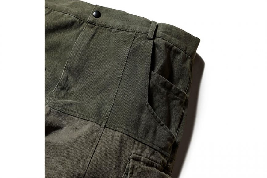 AES 20 SS RD Washed Work Pants 2 (6)