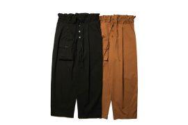 AES 20 SS Wide Leg Lotus Leaf Pants (2)