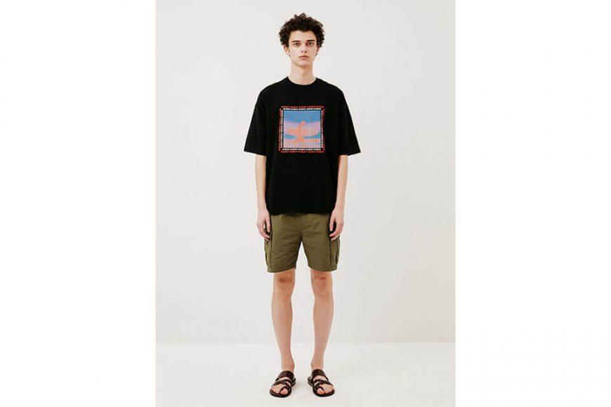 Covernat 20 SS Cargo Shorts (1)