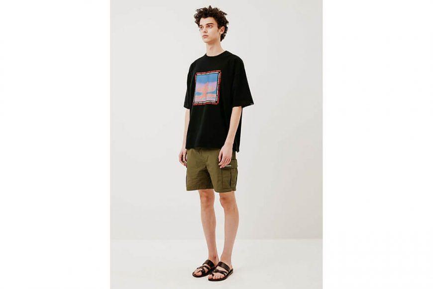 Covernat 20 SS Cargo Shorts (2)