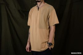 MANIA 20 SS Patchwork Pocket Tee (11)