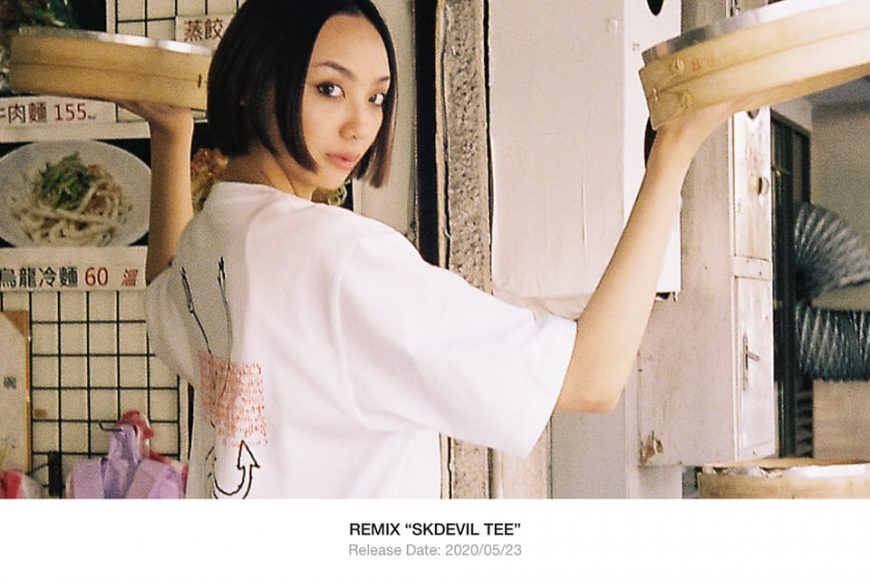 REMIX 20 SS SKDevil Tee (1)