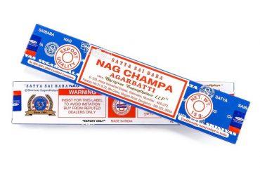 SATYA SAI BABA - Nag Champa Incense (1)