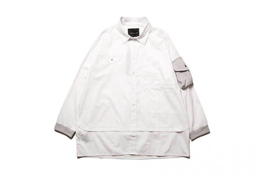 AES 20 SS 2-Tone Oversized Stitching Shirts (1)