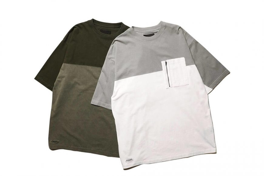 AES 20 SS 2-Tone Oversized Tee (2)