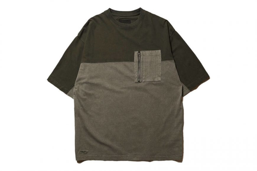 AES 20 SS 2-Tone Oversized Tee (3)