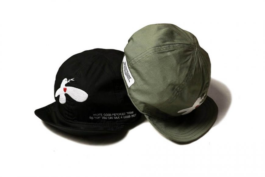 AES 20 SS Dove Of Peace Cap (1)