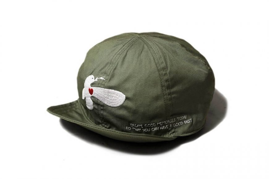 AES 20 SS Dove Of Peace Cap (3)