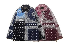 AES 20 SS Paisley LS Shirts (3)
