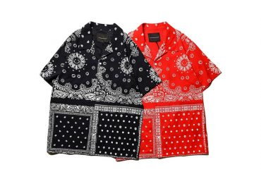 AES 20 SS Paisley Shirts (3)