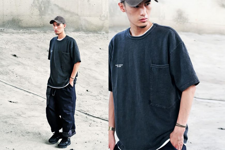 B-SIDE 20 SS Tee-20-5-Heavy Washed 219 (1)