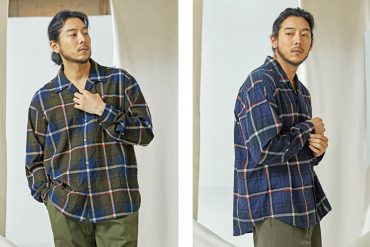 FrizmWORKS 20 SS Checked Open Collar Shirt (0)