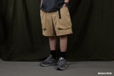 MANIA 20 SS Big Pocket Pants (2)