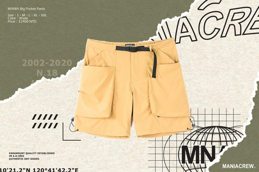 MANIA 20 SS Big Pocket Pants (6)