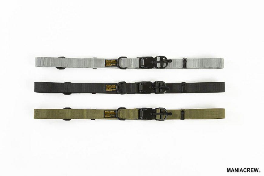 MANIA 20 SS Nylon Belt (12)