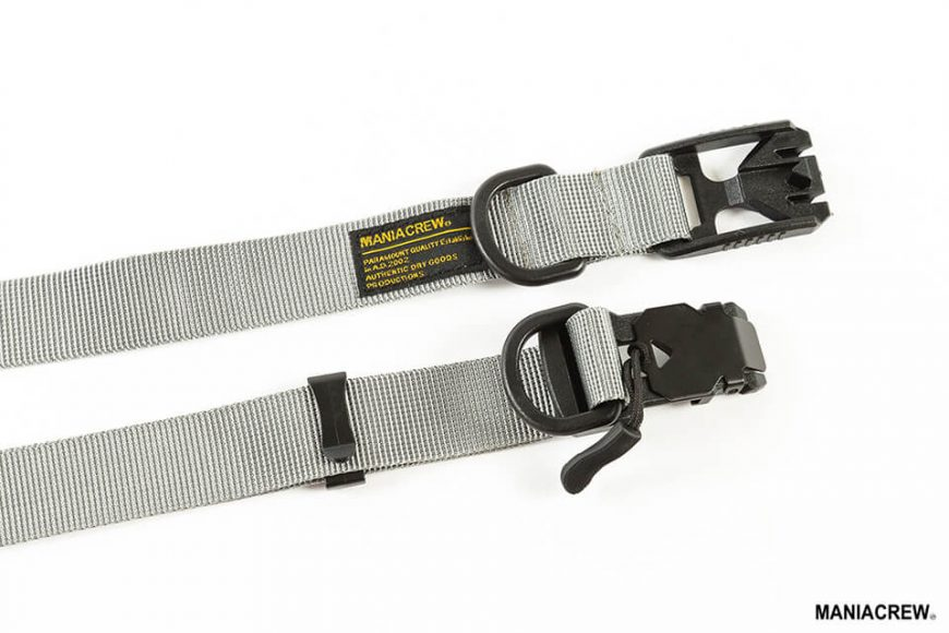 MANIA 20 SS Nylon Belt (16)