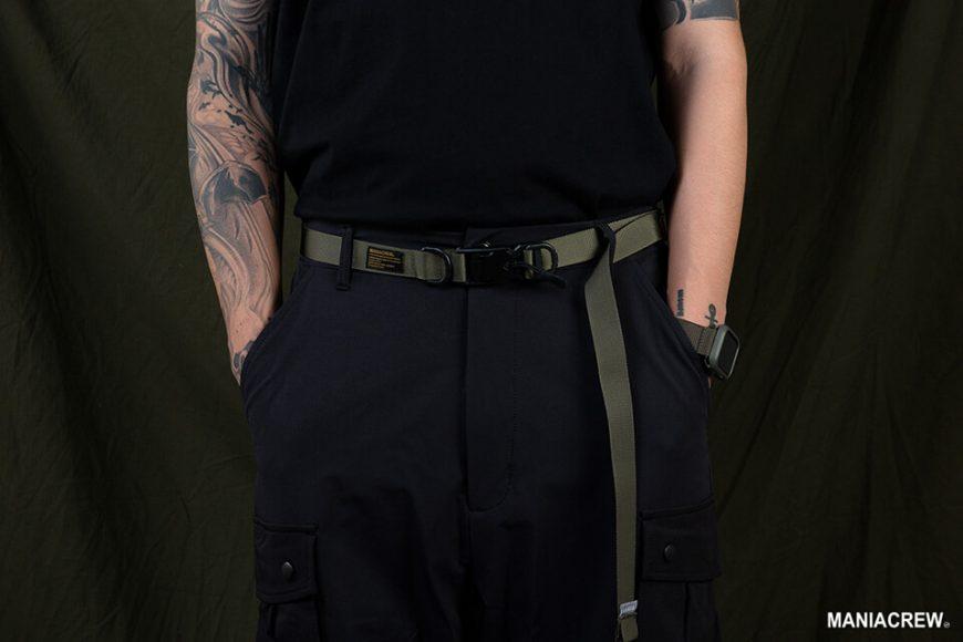 MANIA 20 SS Nylon Belt (8)