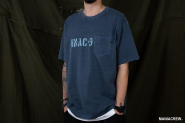 MANIA 20 SS Washed Pocket Tee (7)