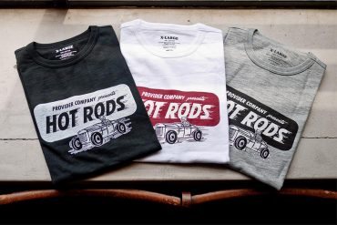 PROVIDER 20 SS Hot Rods Tee (1)