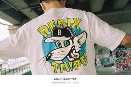REMIX 20 SS R-Rat Tee (1)
