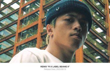 REMIX 20 SS R-X Label Beanie II (1)