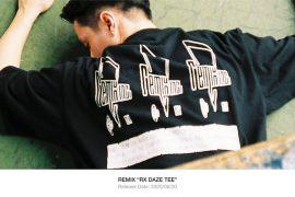 REMIX 20 SS RX Daze Tee (1)