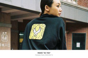 REMIX 20 SS SC Tee (1)