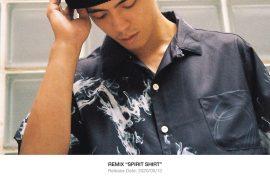 REMIX 20 SS Spirit Shirt (1)