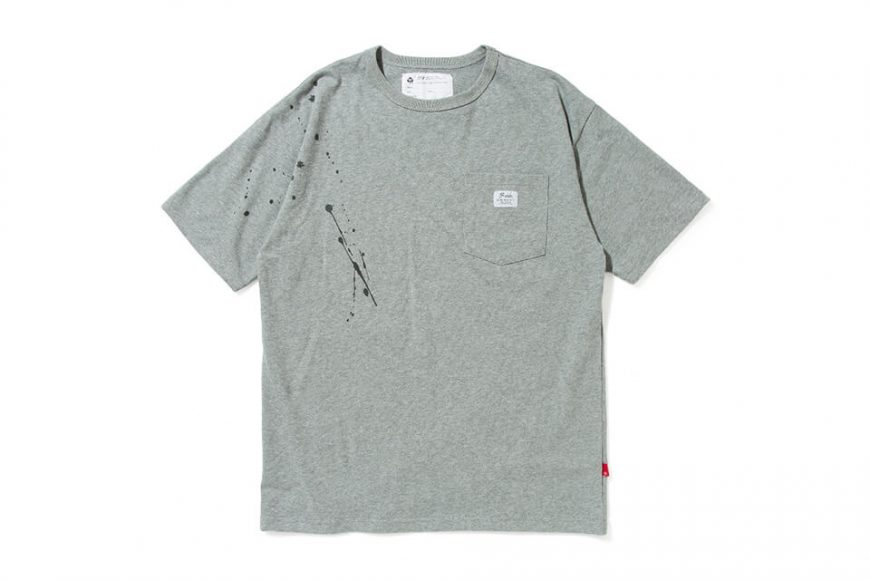B-SIDE 20 SS Tee 20-7 Paint Splatter (14)