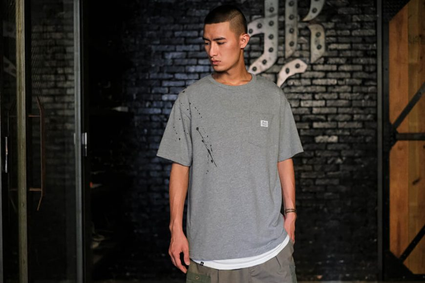 B-SIDE 20 SS Tee 20-7 Paint Splatter (3)