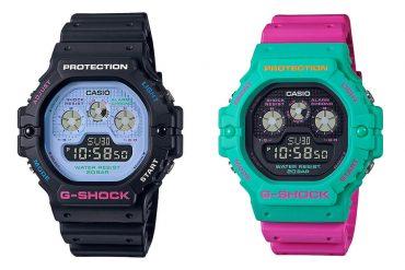 CASIO G-SHOCK DW-5900DN-1DR(1)