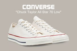 CONVERSE 20 SS 162062C Chuck Taylor All Star '70 Low (1)