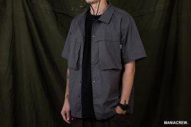 MANIA 20 SS Pocket Shirt (4)