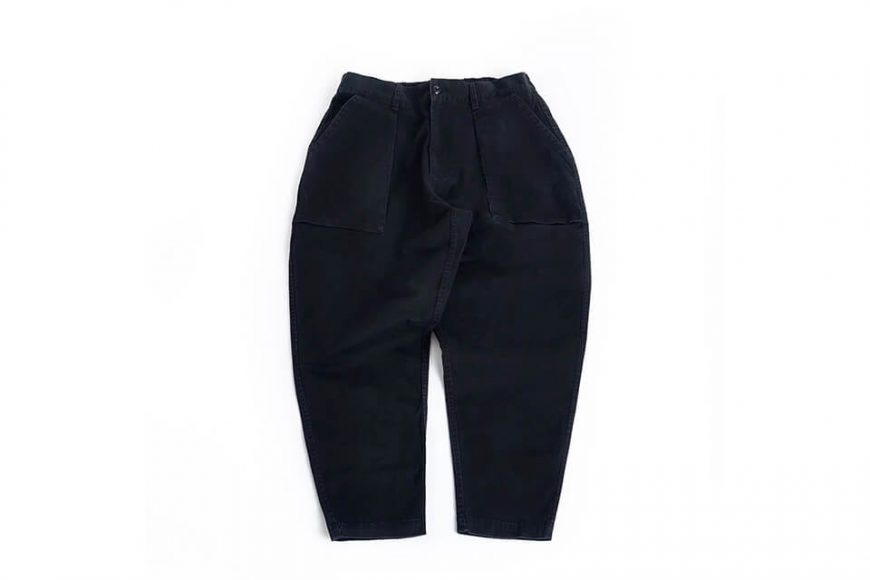 PERSEVERE 20 SS Enzyme Stone Washed Trousers (14)