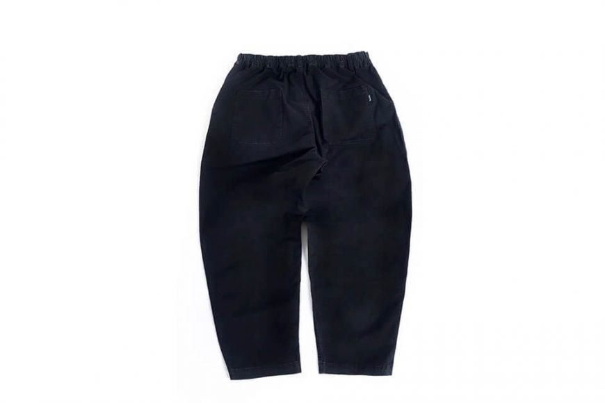 PERSEVERE 20 SS Enzyme Stone Washed Trousers (15)