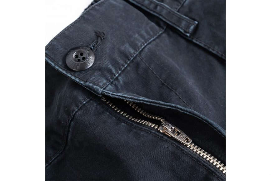 PERSEVERE 20 SS Enzyme Stone Washed Trousers (16)