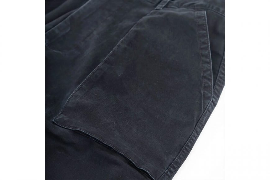 PERSEVERE 20 SS Enzyme Stone Washed Trousers (17)