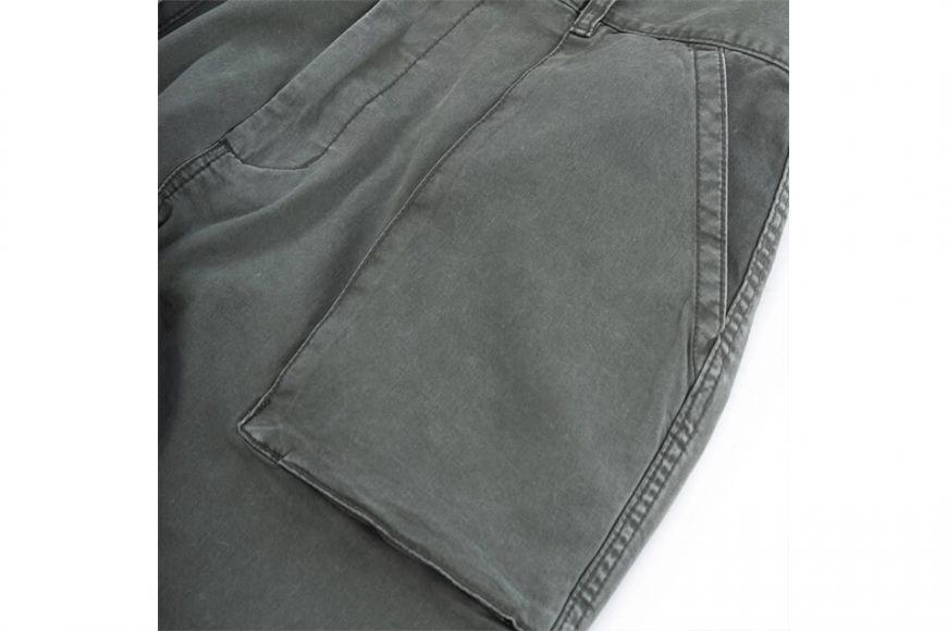 PERSEVERE 20 SS Enzyme Stone Washed Trousers (21)