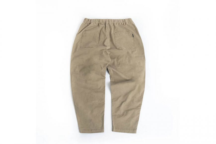 PERSEVERE 20 SS Enzyme Stone Washed Trousers (23)