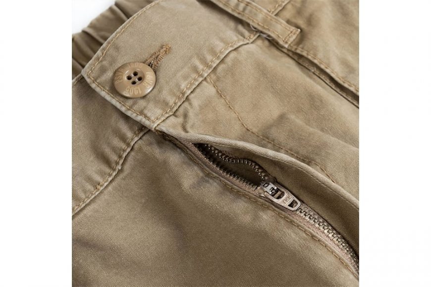 PERSEVERE 20 SS Enzyme Stone Washed Trousers (24)
