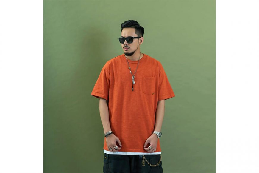 PERSEVERE 20 SS Pocket T-Shirt (6)