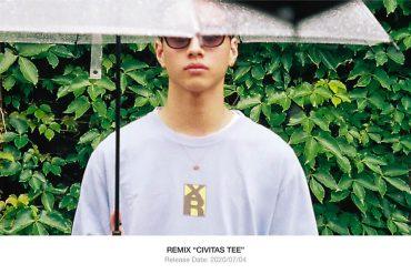REMIX 20 SS Civitas Tee (1)