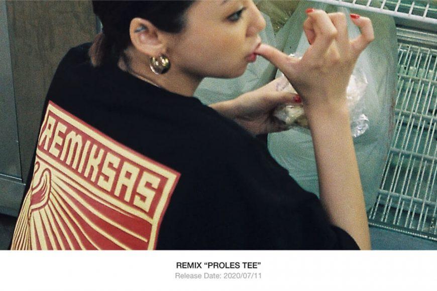 REMIX 20 SS Proles Tee (1)