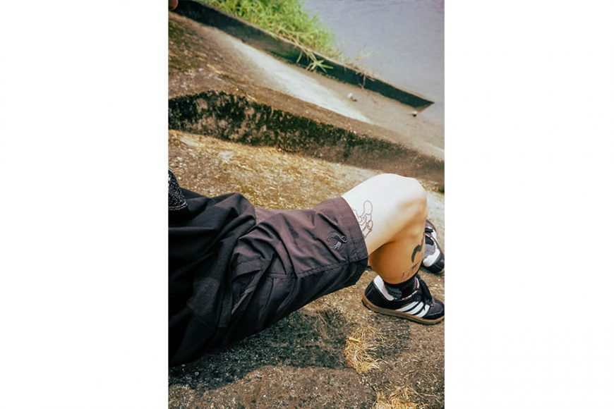 REMIX 20 SS RX Woven Shorts (7)