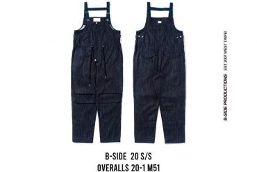 B-SIDE 20 SS Overalls 20-1 M51 (6)